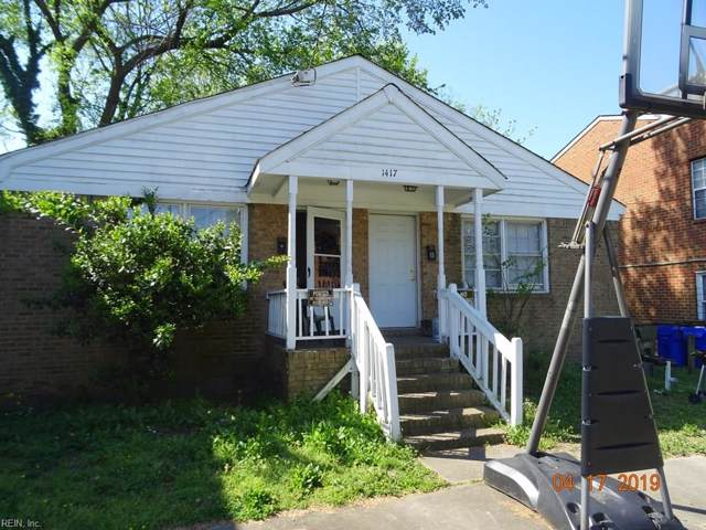 1417 W 39th St, Norfolk, VA 23508 (#10286873) :: Berkshire Hathaway HomeServices Towne Realty