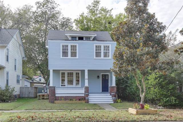 424 Maryland Ave, Portsmouth, VA 23707 (#10286928) :: Atlantic Sotheby's International Realty