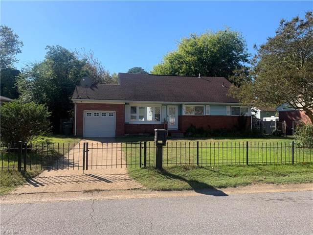 421 Saddle Rock Rd, Norfolk, VA 23502 (#10286956) :: RE/MAX Central Realty