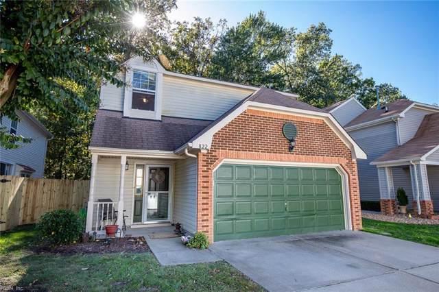 822 Greystone Trce, Newport News, VA 23602 (#10286965) :: Berkshire Hathaway HomeServices Towne Realty