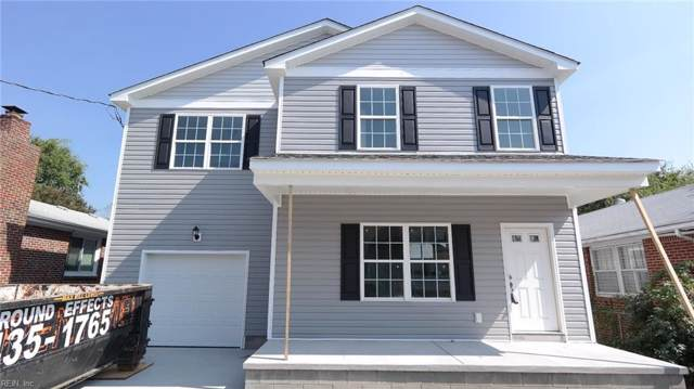 7528 Diven St, Norfolk, VA 23505 (#10286973) :: Berkshire Hathaway HomeServices Towne Realty