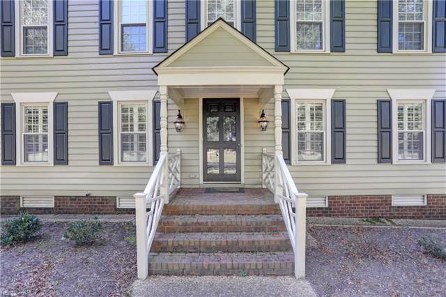 100 Thomas Cartwright, James City County, VA 23185 (#10286979) :: RE/MAX Central Realty