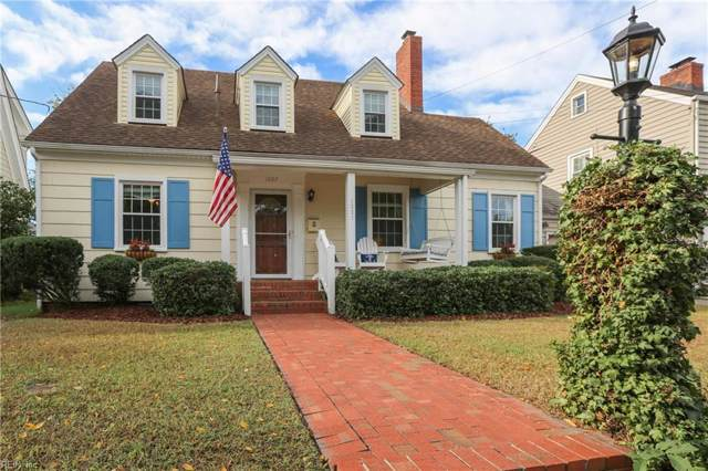 1227 Manchester Ave, Norfolk, VA 23508 (#10287027) :: Upscale Avenues Realty Group