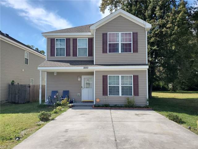 1820 Cullen Ave, Chesapeake, VA 23324 (MLS #10287050) :: Chantel Ray Real Estate