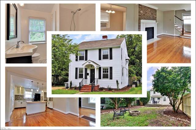 41 Cherry Ave, Hampton, VA 23661 (#10287073) :: Atlantic Sotheby's International Realty