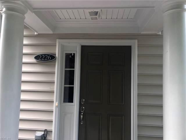 2226 Humphreys Dr, Suffolk, VA 23435 (MLS #10287118) :: Chantel Ray Real Estate