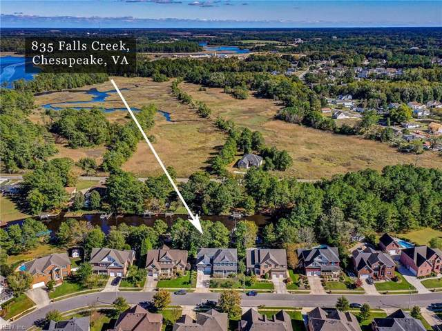 835 Falls Creek Dr, Chesapeake, VA 23322 (#10287177) :: Elite 757 Team