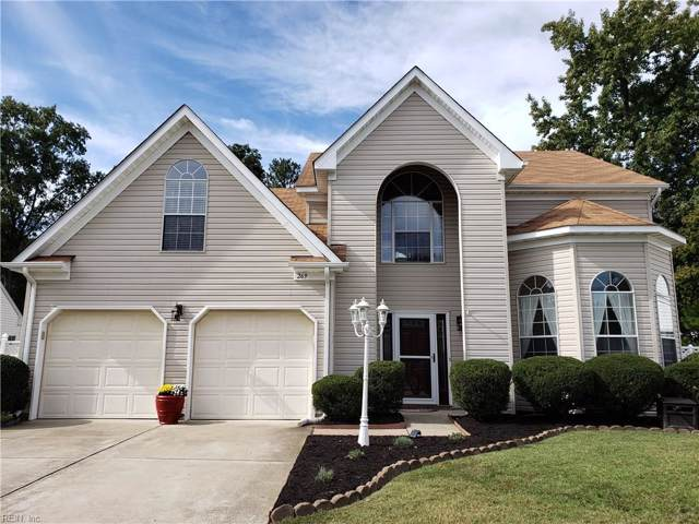 269 Sherbrooke Dr, Newport News, VA 23602 (#10287289) :: Berkshire Hathaway HomeServices Towne Realty