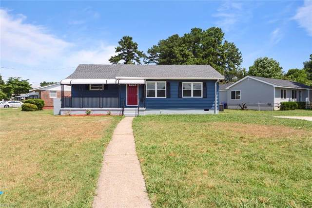 814 Dorset Ave, Portsmouth, VA 23701 (#10287314) :: Berkshire Hathaway HomeServices Towne Realty