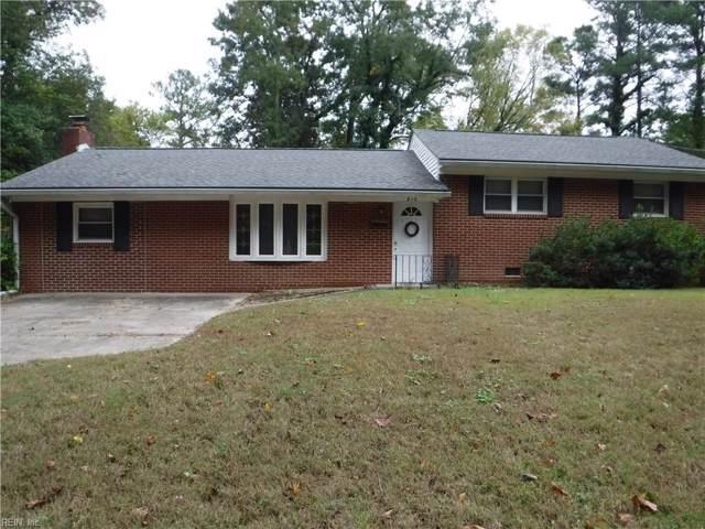 210 Longhill Rd, Williamsburg, VA 23185 (#10287322) :: Abbitt Realty Co.