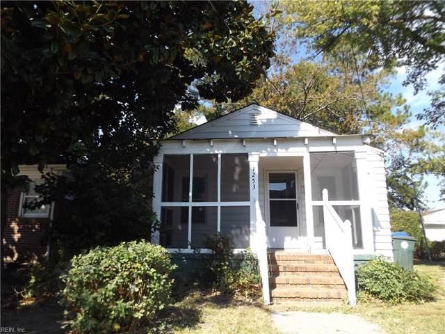 1253 36th St, Newport News, VA 23607 (#10287393) :: Kristie Weaver, REALTOR