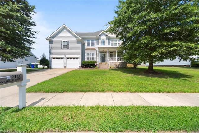 2110 Canvasback Dr, Suffolk, VA 23435 (#10287410) :: Abbitt Realty Co.
