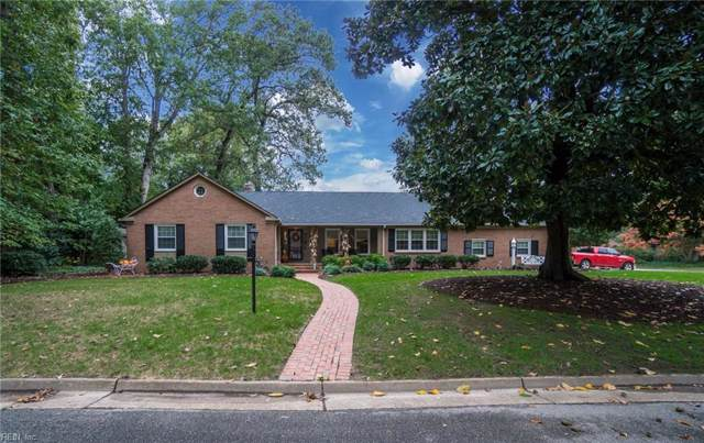 540 Hallmark Dr, Newport News, VA 23606 (MLS #10287432) :: Chantel Ray Real Estate