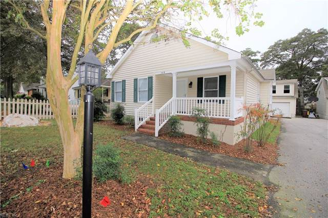 1419 Walnut Ave, Chesapeake, VA 23325 (#10287462) :: The Kris Weaver Real Estate Team