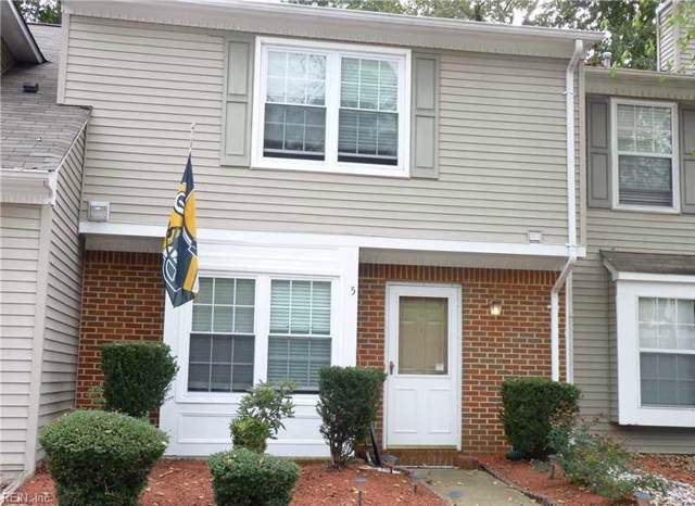 5 Chinaberry Pl, Hampton, VA 23666 (#10287505) :: The Kris Weaver Real Estate Team