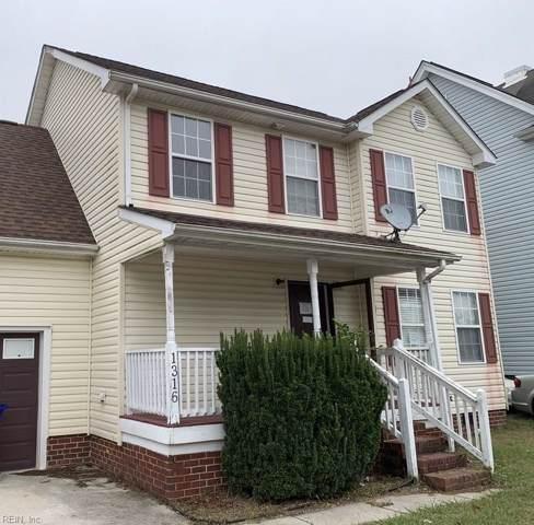 1316 Olinger St, Norfolk, VA 23523 (#10287609) :: Rocket Real Estate