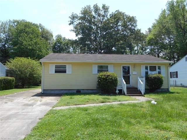 1530 Adams Cir, Hampton, VA 23663 (MLS #10287618) :: AtCoastal Realty