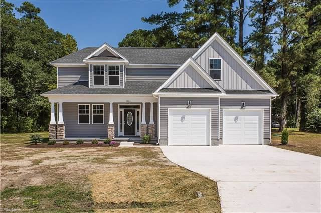 21469 Bailey Dr, Isle of Wight County, VA 23314 (#10287631) :: Upscale Avenues Realty Group