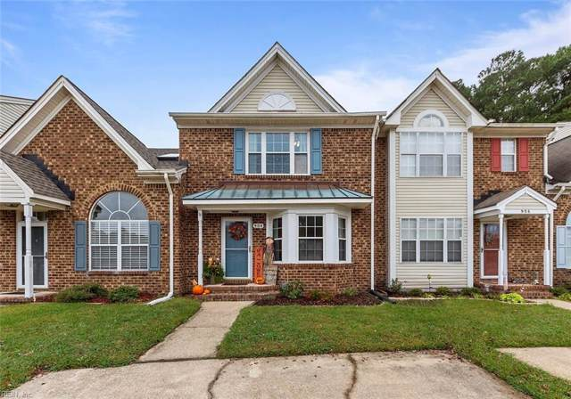 904 S Lake Cir, Chesapeake, VA 23322 (#10287640) :: Atkinson Realty