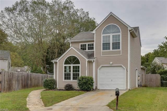 462 Wrenn Cir, Newport News, VA 23608 (MLS #10287699) :: Chantel Ray Real Estate