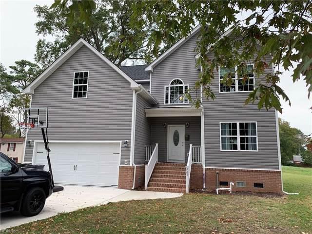 327 Fox Hill Rd, Hampton, VA 23669 (#10287733) :: Upscale Avenues Realty Group