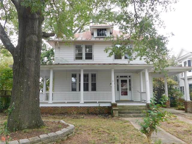 507 N High St, Franklin, VA 23851 (#10287754) :: Berkshire Hathaway HomeServices Towne Realty