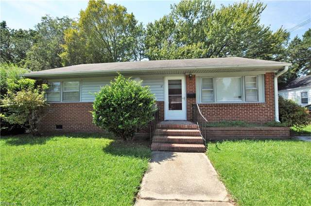 17 Lynnhaven Dr, Hampton, VA 23666 (#10287795) :: Upscale Avenues Realty Group