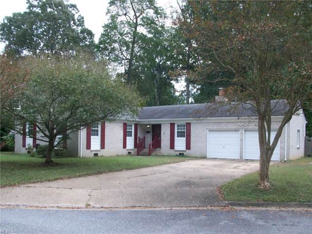 905 Costigan Dr, Newport News, VA 23608 (#10287840) :: Abbitt Realty Co.