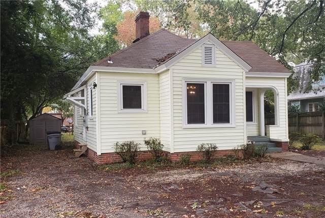 110 Cherry Ave, Hampton, VA 23661 (#10287852) :: Abbitt Realty Co.