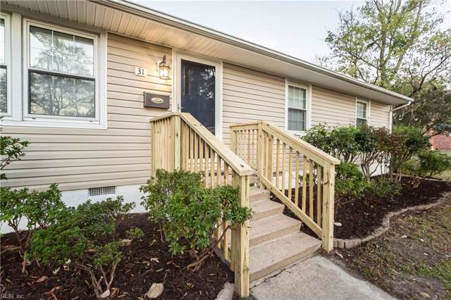 31 Wimbledon Ter, Hampton, VA 23666 (#10287929) :: Upscale Avenues Realty Group
