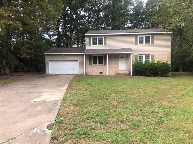 501 King Arthur Dr, Virginia Beach, VA 23464 (MLS #10288049) :: Chantel Ray Real Estate