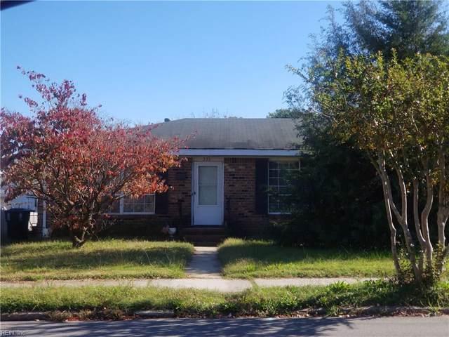 335 Elm Ave, Portsmouth, VA 23704 (#10288056) :: Rocket Real Estate