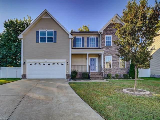4 Ginger Ct, Hampton, VA 23666 (#10288091) :: Berkshire Hathaway HomeServices Towne Realty