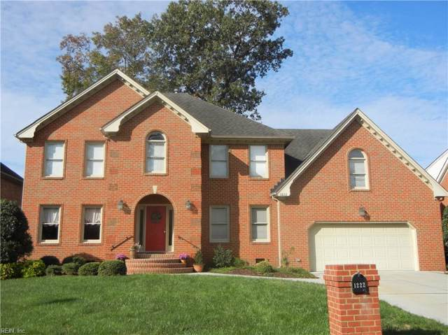 1222 Kingsbury Dr, Chesapeake, VA 23322 (#10288140) :: Encompass Real Estate Solutions