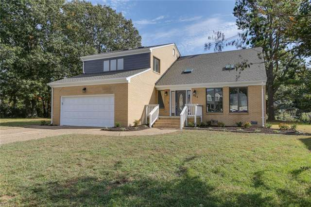 324 Riverside Dr, Hampton, VA 23669 (#10288176) :: Upscale Avenues Realty Group