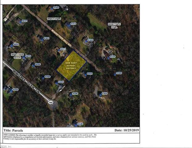 Lot 14 Minnetree Hill Rd, New Kent County, VA 23140 (#10288194) :: RE/MAX Central Realty