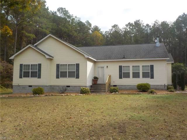 28530 Pulley Dr, Southampton County, VA 23837 (MLS #10288249) :: Chantel Ray Real Estate