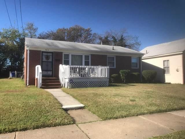 649 Ivy Ave, Newport News, VA 23607 (MLS #10288297) :: Chantel Ray Real Estate