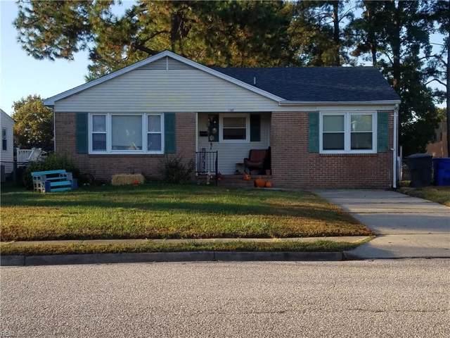 187 Ridgewood Pw, Newport News, VA 23608 (#10288375) :: Kristie Weaver, REALTOR