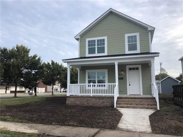 234 Cherry Ave, Hampton, VA 23661 (#10288496) :: Rocket Real Estate