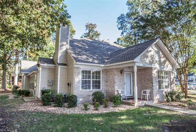 904 Shoreline Pt, Newport News, VA 23602 (#10288500) :: Austin James Realty LLC