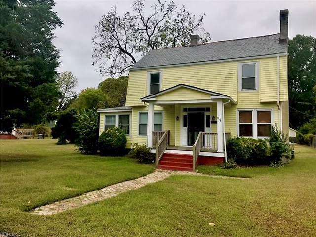 57 Locust Ave, Hampton, VA 23661 (#10288532) :: Abbitt Realty Co.