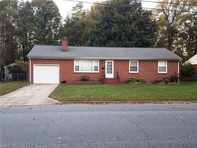 707 Milton Dr, Hampton, VA 23666 (#10288625) :: Upscale Avenues Realty Group