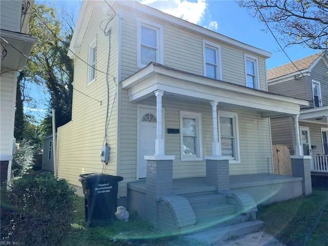 1411 Highland Ave, Portsmouth, VA 23704 (#10288670) :: Rocket Real Estate
