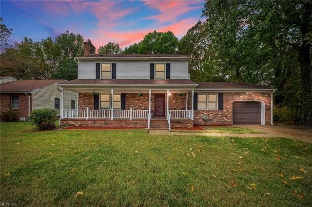 1207 Aberdeen Rd, Hampton, VA 23666 (#10288695) :: Upscale Avenues Realty Group