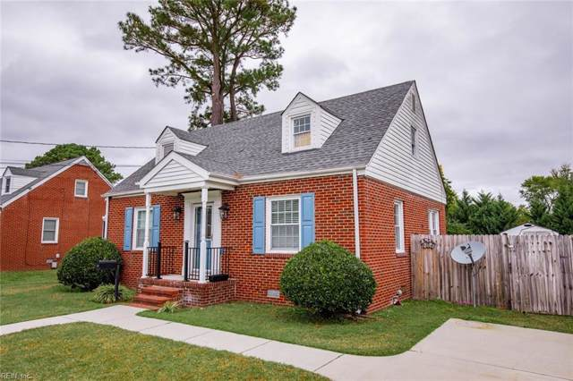 1810 Canterbury Rd, Hampton, VA 23666 (#10288765) :: Upscale Avenues Realty Group