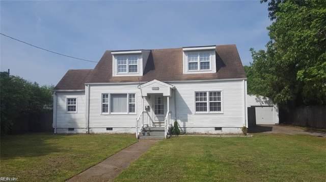 103 Piedmont Ave, Hampton, VA 23661 (#10288992) :: Berkshire Hathaway HomeServices Towne Realty