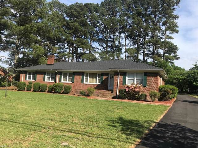 28073 Walters Hwy, Isle of Wight County, VA 23315 (#10289034) :: Rocket Real Estate