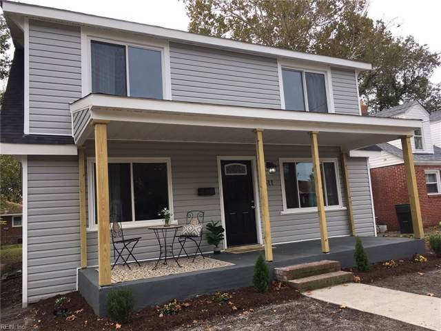 2611 Beachmont Ave, Norfolk, VA 23504 (#10289141) :: RE/MAX Central Realty