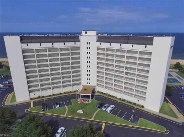 100 E Ocean View Ave #612, Norfolk, VA 23503 (#10289154) :: The Kris Weaver Real Estate Team